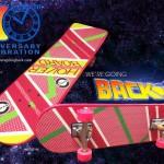 Madrid Pink Hoverboard Skateboard