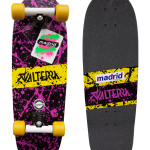 2010 25th Anniversary Valterra/Madrid Skateboard